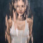 Gennaro Santaniello studio-the-blue-jeans-girl-2-close-up