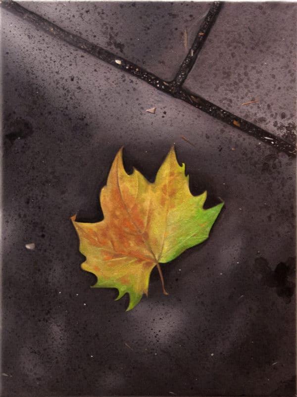Gennaro Santaniello_ London autumn comes early