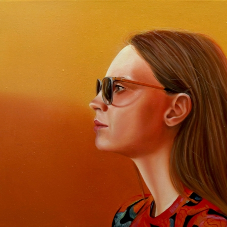 Gennaro Santaniello - orange portrait