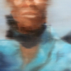 Gennaro Santaniello-Memories-Woman with blue coat detail 2