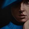 Gennaro Santaniello – Blue portrait detail 2