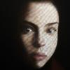 Gennaro Santaniello – portrait of woman during the pandemic detail 1